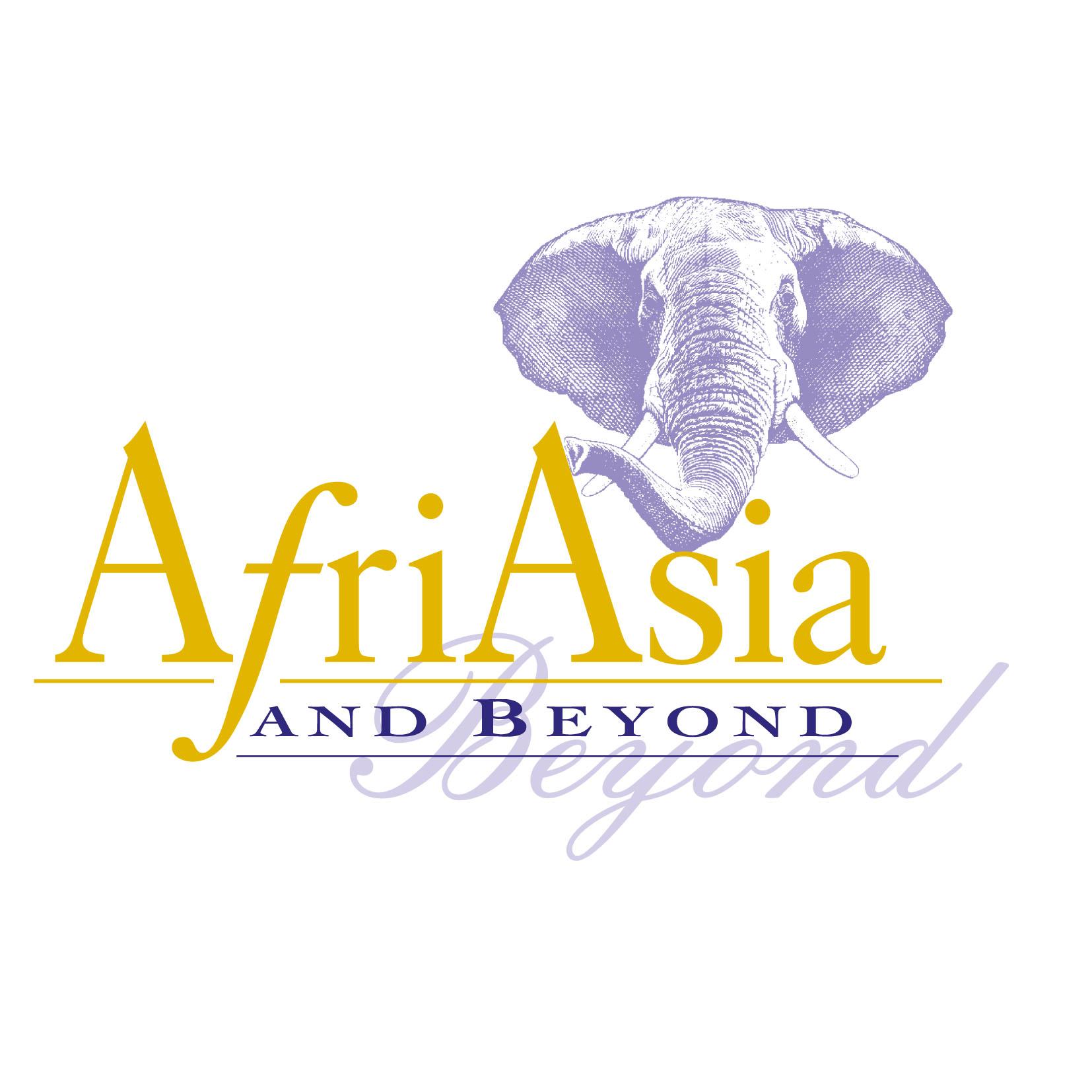 Africa Asia Travel Logo Design