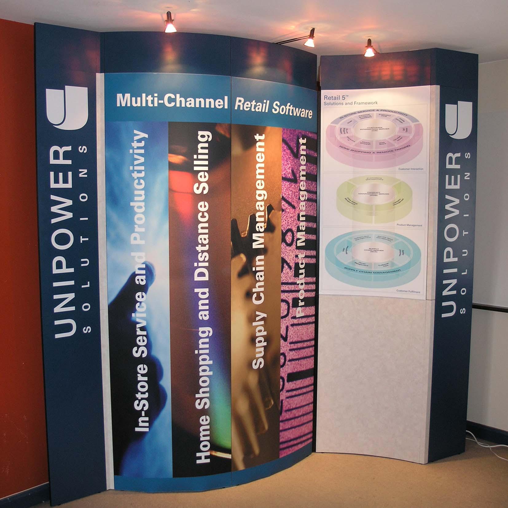 Exhibition Display Graphics