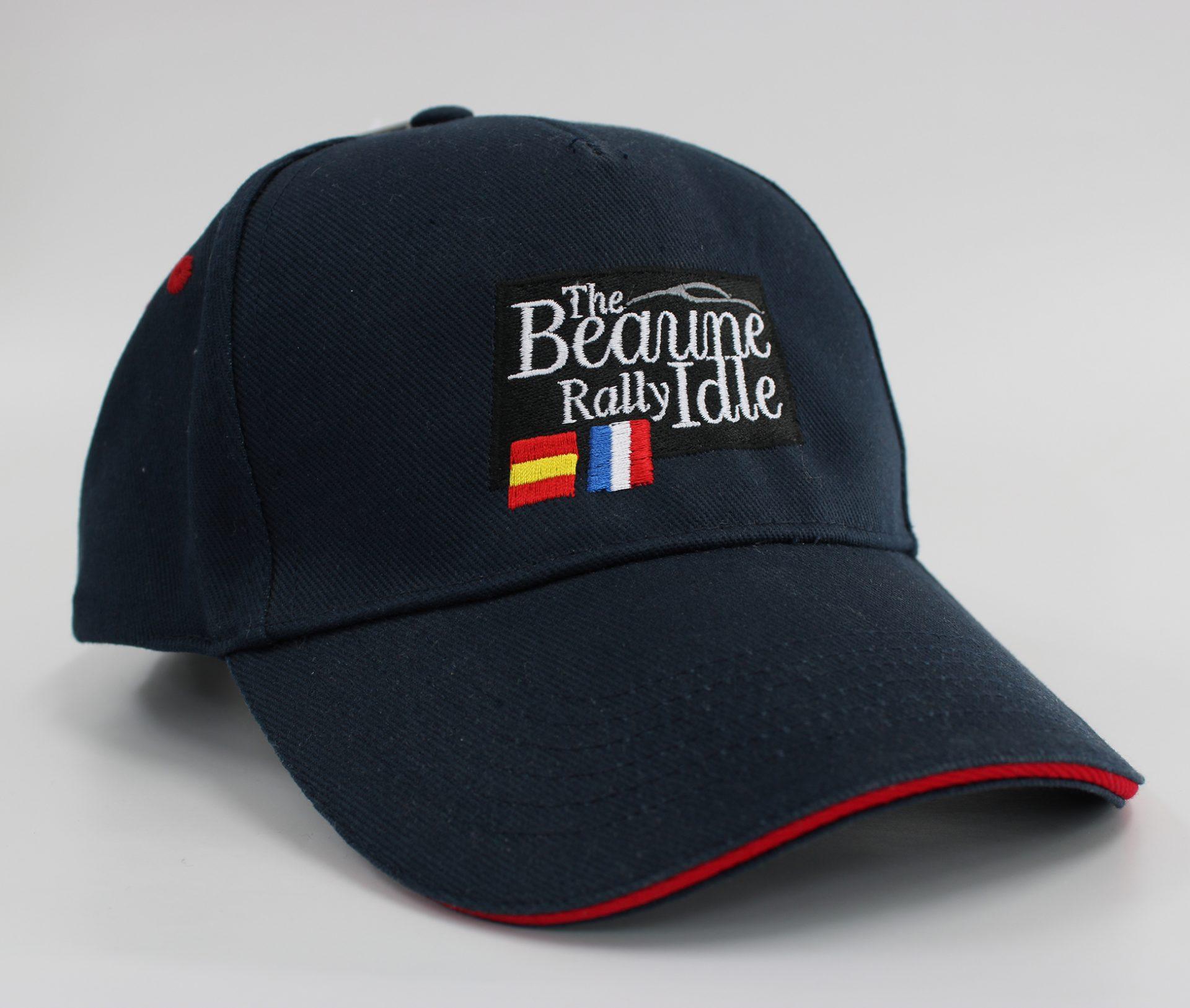Car Rally Branded Cap