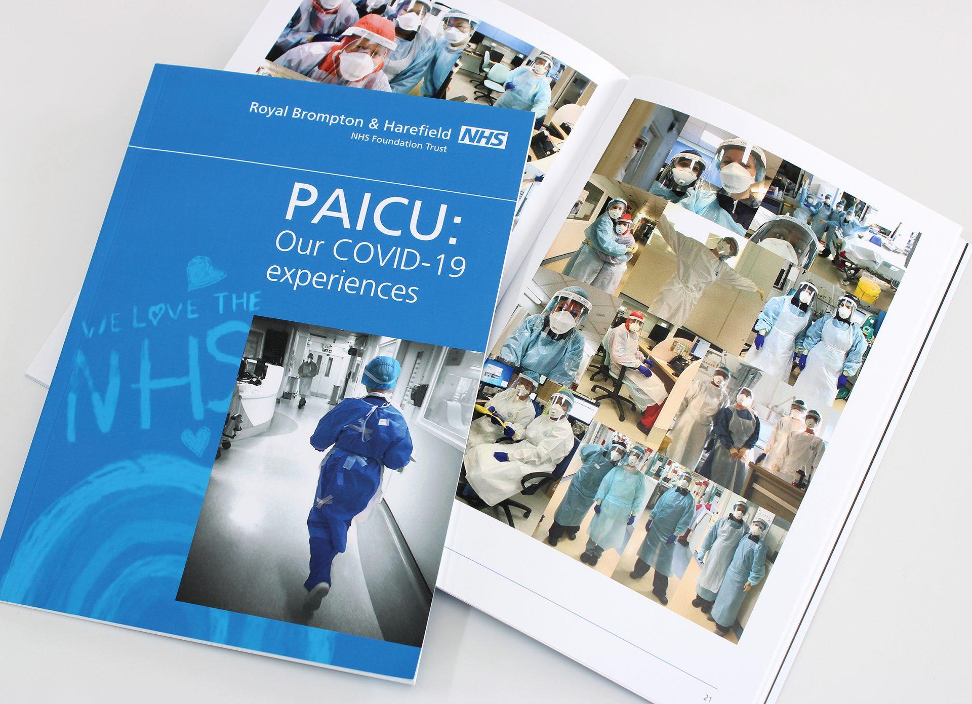 PAICU NHS COVID Brochure