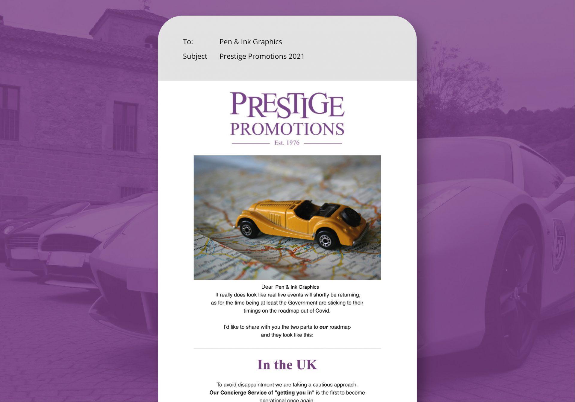Mailchimp Newsletter Email Marketing